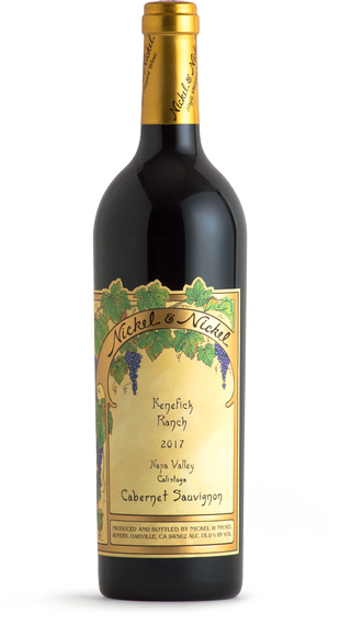 2017 Nickel & Nickel Kenefick Ranch Cabernet Sauvignon, Calistoga
